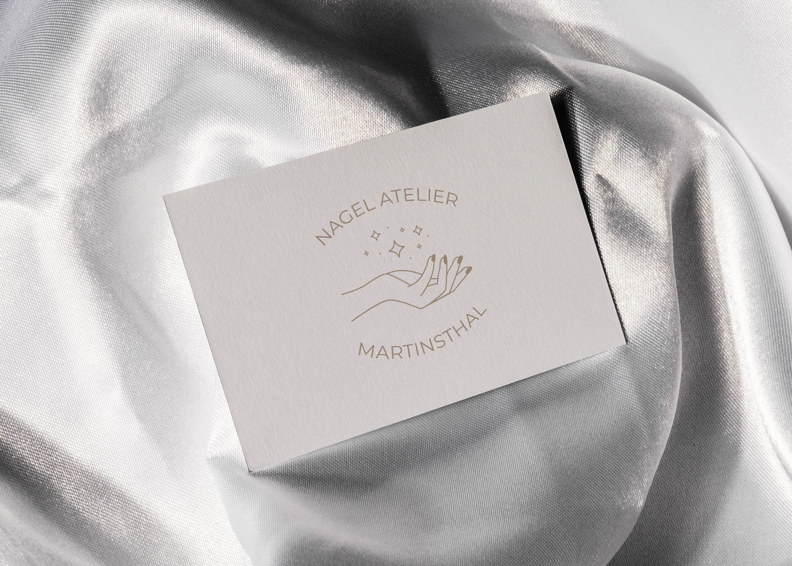 The Templates byMaurice Masson andThe Brand Identity